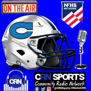 Corinth-Holders Pirates vs Clayton Comets #NCHSAA Non-Conference Football from Clayton, NC! #WeAreCRN #cometsALLin #FootballIsBack