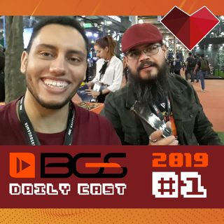 1UP Drops #78 - BGS 2019 Daily Cast 1