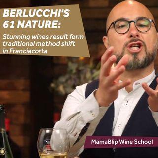 Chardonnay | Berlucchi's 61 Nature | Franciacorta | Wine Tasting with Filippo Bartolotta