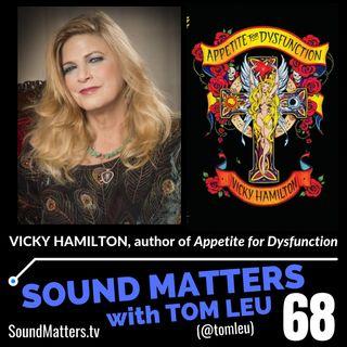 068: Vicky Hamilton-Author