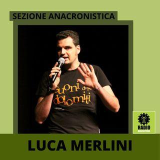 """SEZIONE ANACRONISTICA - """"Differenze tra la musica di ieri ed oggi"""" con Luca Merlini"""