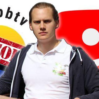Erik Berglund från Swebb-TV om censuren med Anton och Jonas