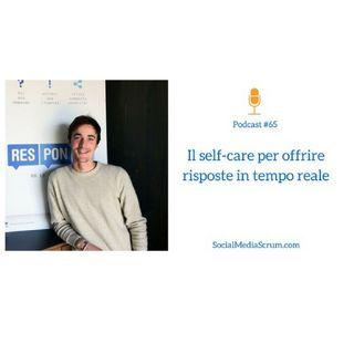 #65 L'assistente virtuale nel servizio clienti - intervista a Gabriele Antoniazzi