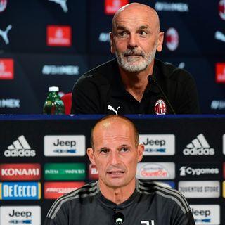 L'inizio di stagione di Milan e Juve