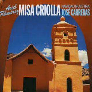 Jose Carreras - Kyrie - Misa Criolla