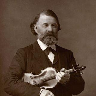 I Nottruni di Ameria Radio del 13 maggio 2021 - Musiche di Joseph Joachim (1831-1907) e Jenő Hubay (1857-1937)