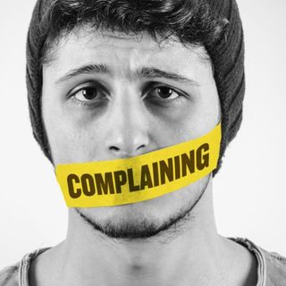 Complaining- Morning Manna #3210