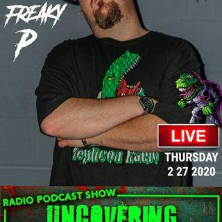 UTU Episode 50 w/ Replicon Radio Host Freaky P