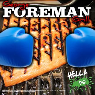 George Foreman Grill: Uppercut The Fat
