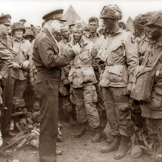 Classic Radio Theater for June 6, 2019 Hour 1 - D-Day!