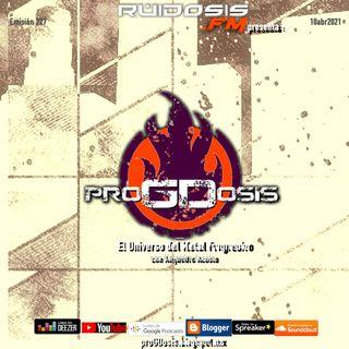 proGDosis 227 - 10abr2021 - Angel Peralta Project