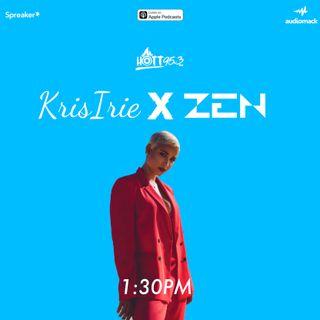 Kris Irie Interview with Zen (02.02.21)