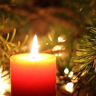 facciamo le candele per Natale