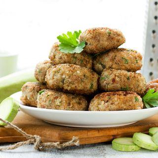 Ricetta: polpettine di zucchine di Laura Diana, biologa nutrizionista