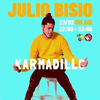Julio Bisio: il rapper e freestyler camaleonte - Karmadillo - s02e20