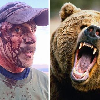 #BrunoNation LIVE 10/5 - Hr2 - When Grizzly Bears Attack!