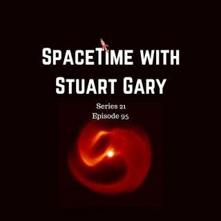95: Ticking Time Bomb In Our Stellar Backyard