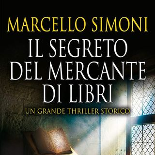 Marcello Simoni: torna Ignazio da Toledo, il personaggio più amato dall'autore, con una nuova avventura!