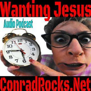 Wanting Jesus