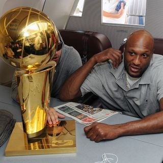 Hoppe Hour: Lamar Odom, and more