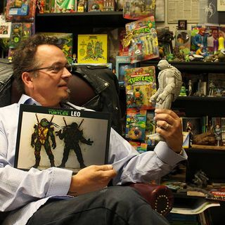 Creator of the Teenage Mutant Ninja Turtles, Kevin Eastman Live panel at Astronomicon 3