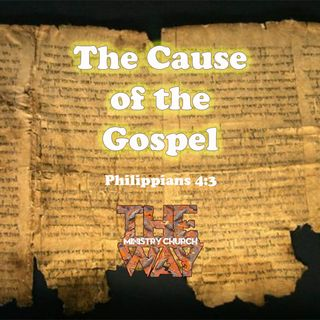 """The Cause of the Gospel"""