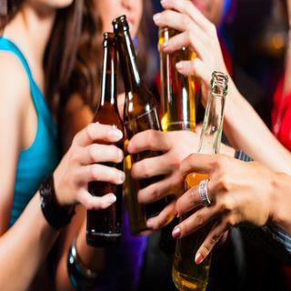 Consumo de alcohol en la adolescencia