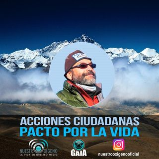 NUESTRO OXÍGENO Acciones ciudadanas pacto por la vida - Juan Pablo Ruiz Soto