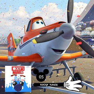MM: 005: Planes