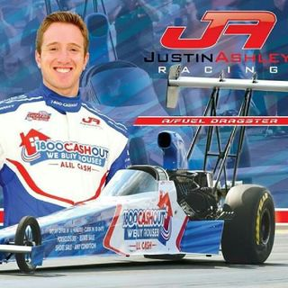 Interview with NHRA Top Fuel Dragster Driver Justin Ashley