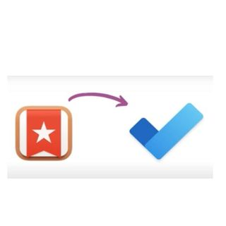 Cambiando de Wunderlist a To Do