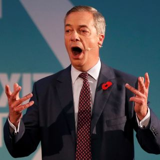 Is Nigel Farage risking his own Brexit dream?