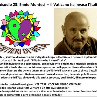 22 Ennio Montesi - Vaticano Assaltato