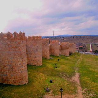 7 Días X Delante (7DXD) 30032020 Coraje, noticias positivas y murallas (las de Ávila)