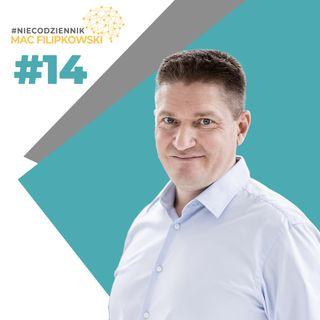 #NIECODZIENNIK-ja i moja kariera-Marcin Hejka