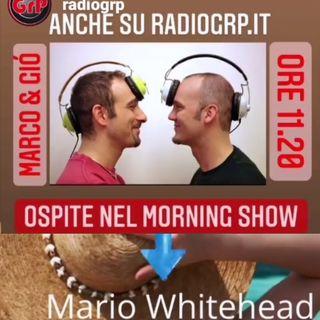 Intervista rilasciata a Radio GRP, radio del Piemonte