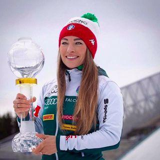 """Dorothea Wierer sul tetto del mondo nel biathlon: """"Dopo tanti sacrifici ho raggiunto un sogno"""""""