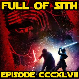 Episode CCCXLVII: Listener Questions About The Rise of Skywalker