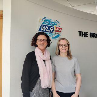 Máire Seo Breathnach and Tracy McEneaney discuss Seachtain na Gaeilge