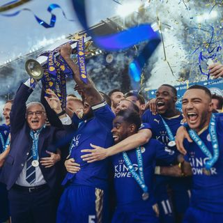 """LEICESTER CITY: """"Don't forget, it was a miracle!"""""""