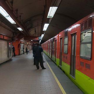 Conductor del Metro, separado de su puesto