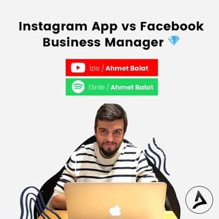 Instagram App'ten Reklam Vermek vs Business Manager'dan Reklam Vermek