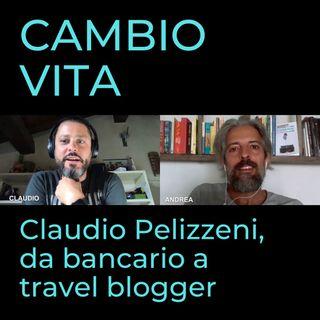 Claudio, da Quadro bancario a travel blogger