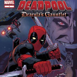 Source Material #189: Deadpool Comics: Draculas Gauntlet (Marvel, 2014)