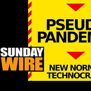 Episode #386 – 'Pseudo Pandemic' with guest Iain Davis