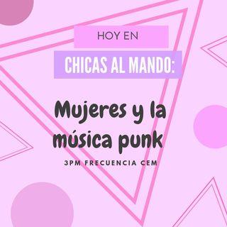 Las Mujeres en el Punk