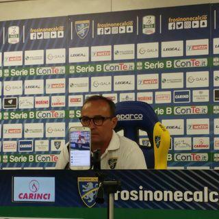Mister Pasquale Marino - Conferenza Pre Derby