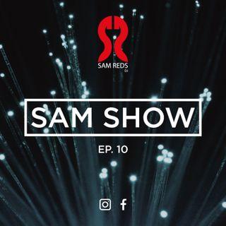 Sam Show #10 by Sam Reds