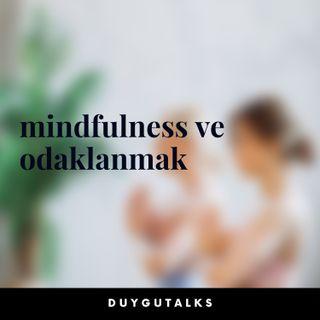 Mindfulness ve Odaklanma Problemi Üzerine
