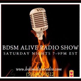 09/18/2021 BDSM ALIVE RADIO SHOW  Brand New Season 2 E1